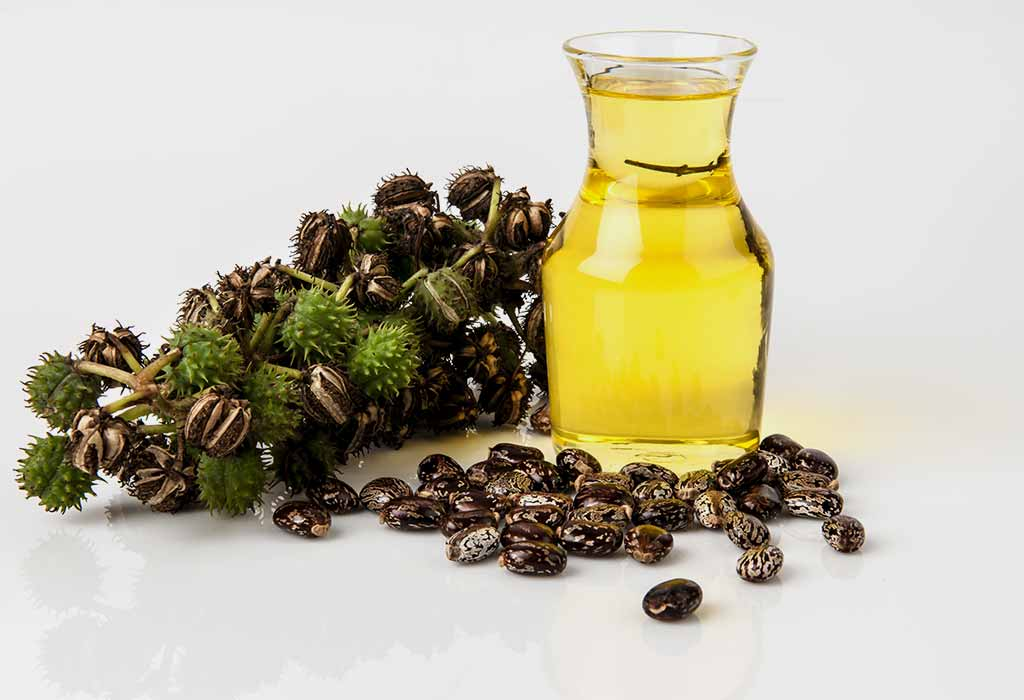 óleo de ricino