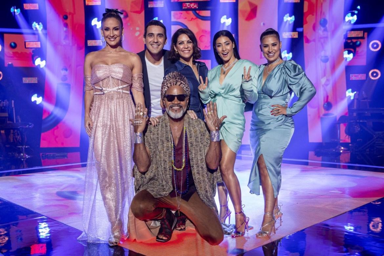 Técnicos da 5ª temporada do The Voice Kids - Globo