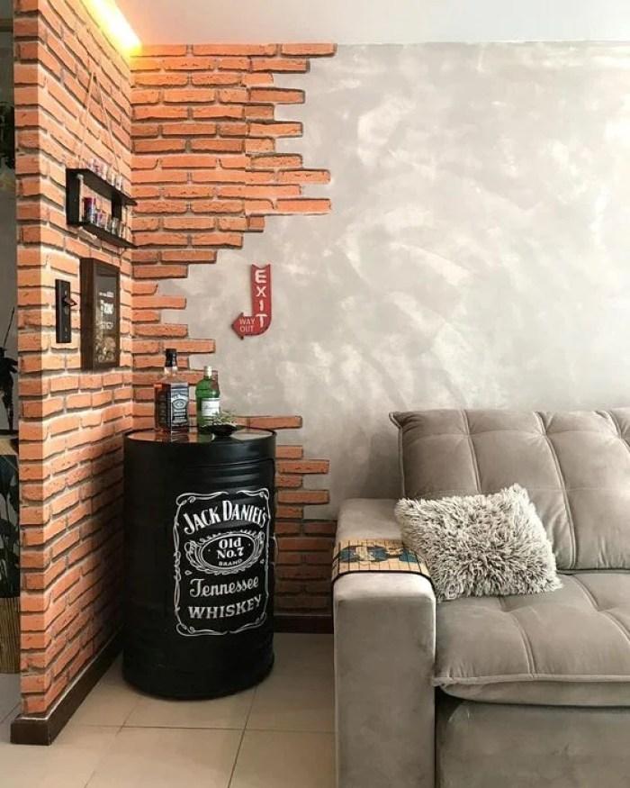 Bar na sala