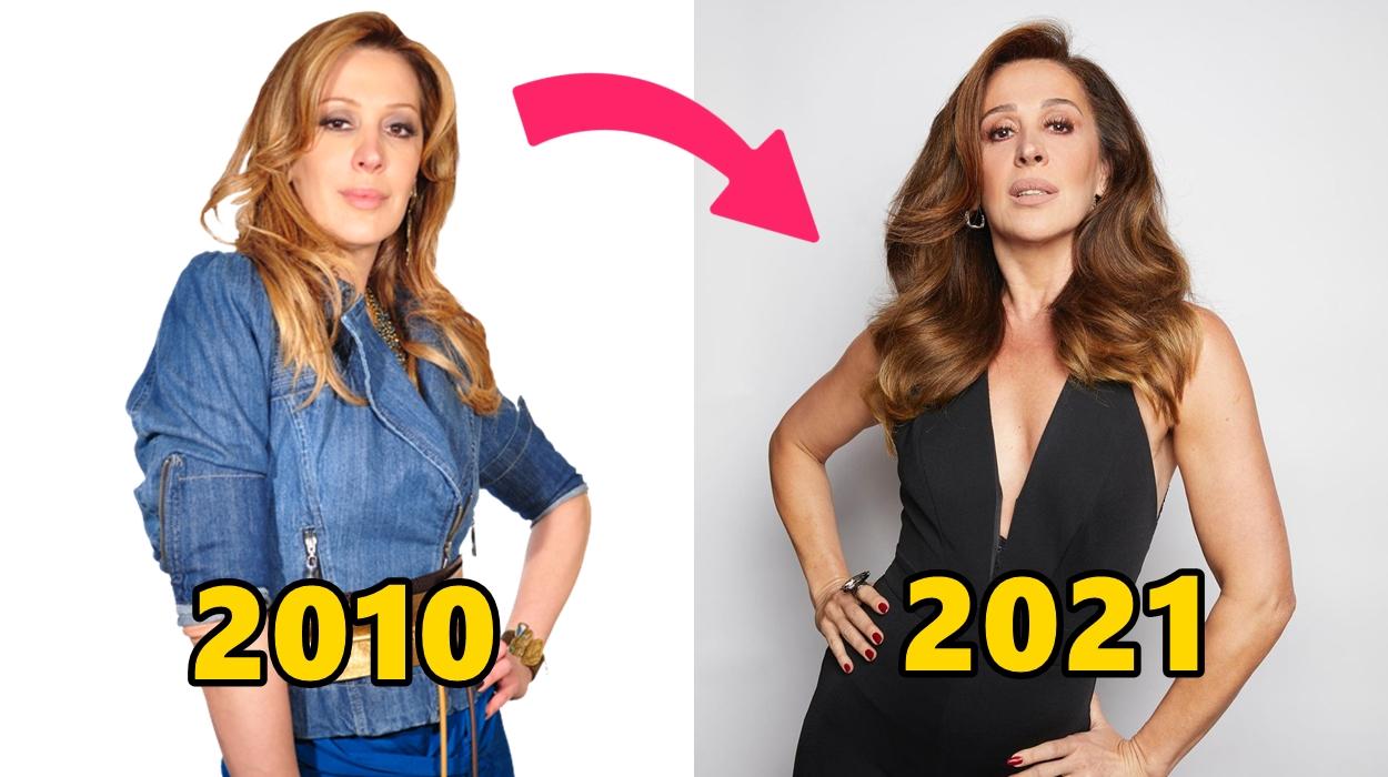 Claudia Raia - 2010 - 2021.