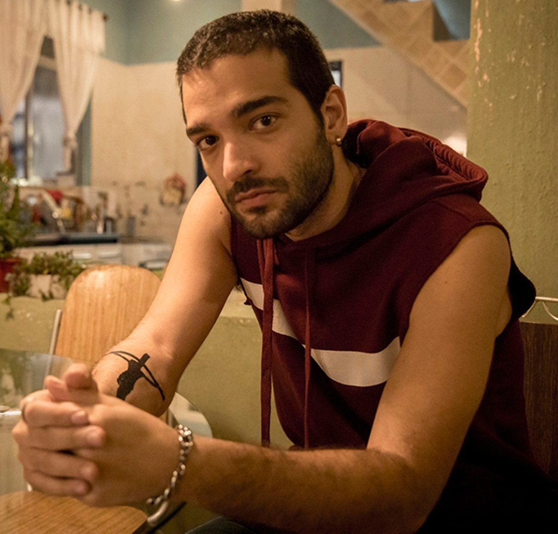 Sandro (Humberto Carrão).