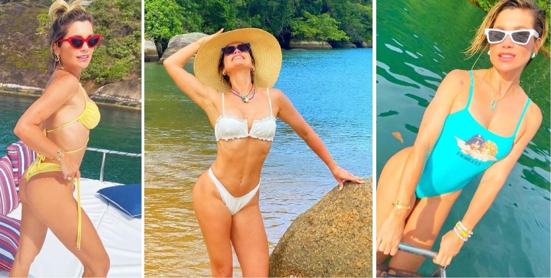 Saiba tudo sobre Flávia Alessandra, uma das maiores atrizes globais - Foto: Reprodução