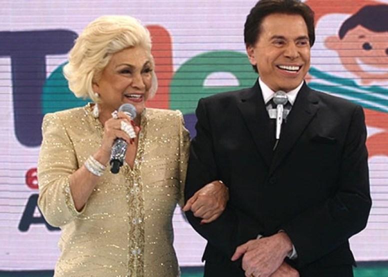 Filho de Hebe Camargo faz revelação bombástica sobre Silvio Santos - Reprodução