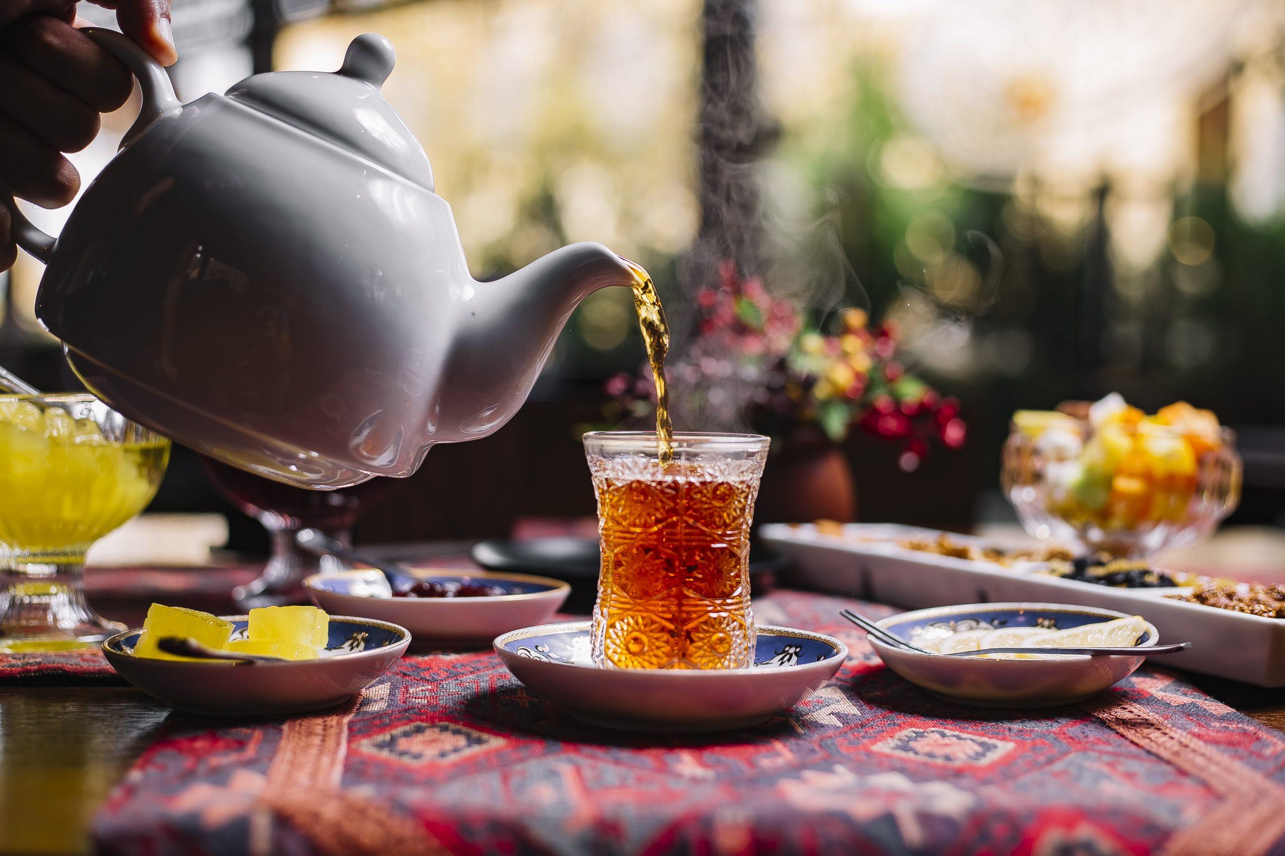 chá para gastrite