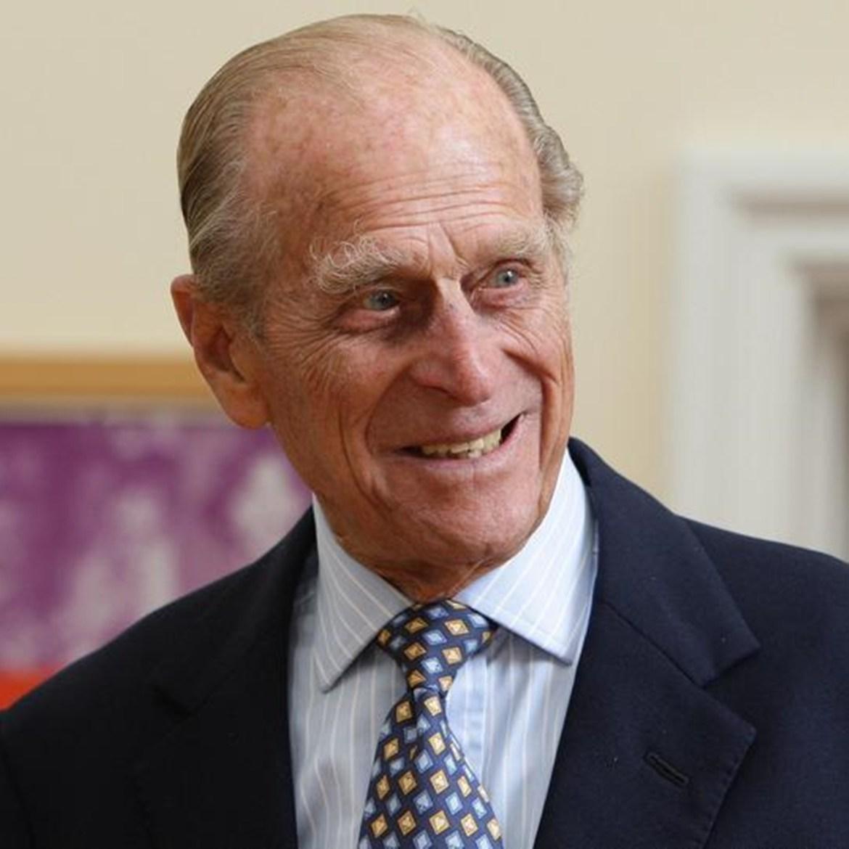 Príncipe Philip.