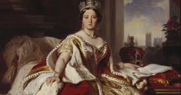 rainha Vitória apreciava a Alfazema, de acordo com registros históricos