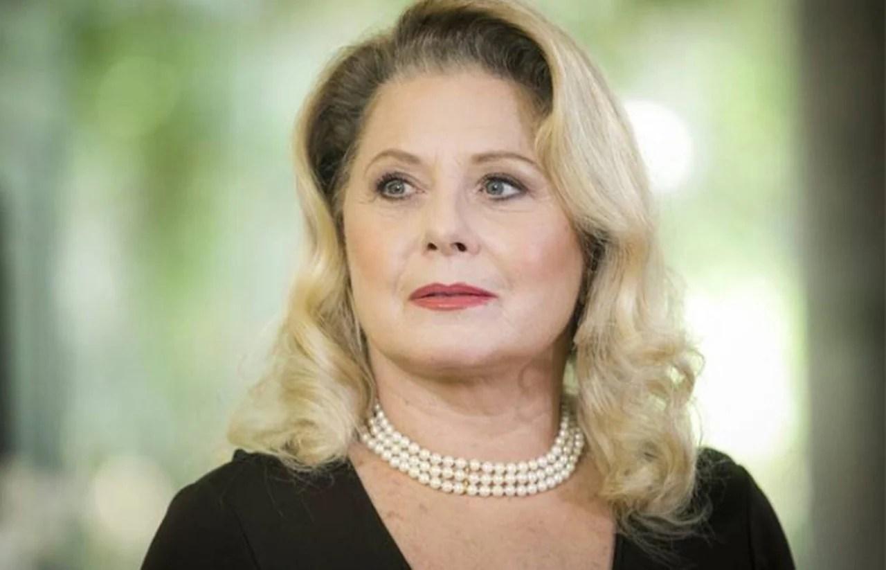 Vera Fischer fala sobre assédio sexual na TV brasileira - Globo