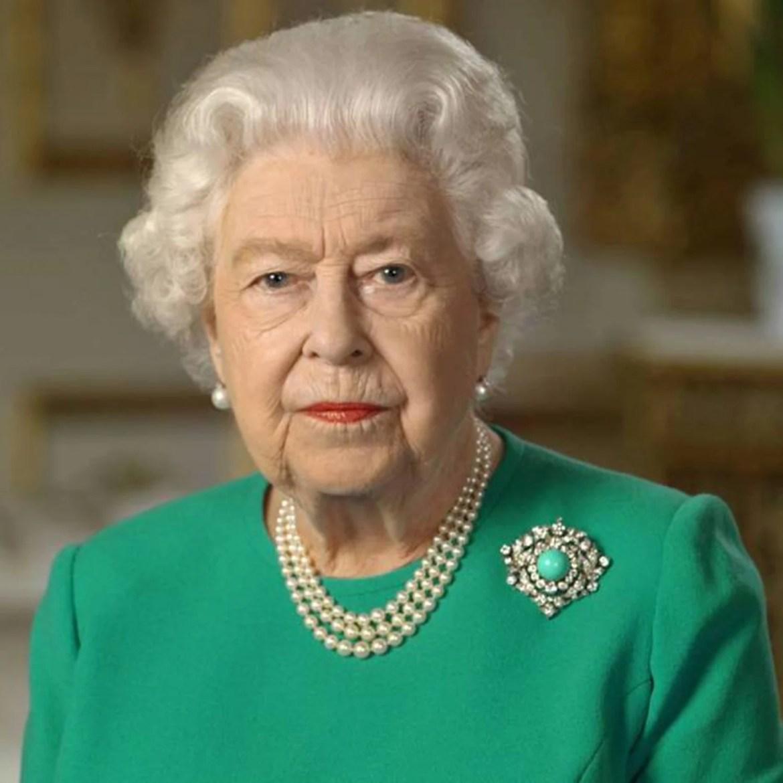 95 anos da Rainha Elizabeth II.