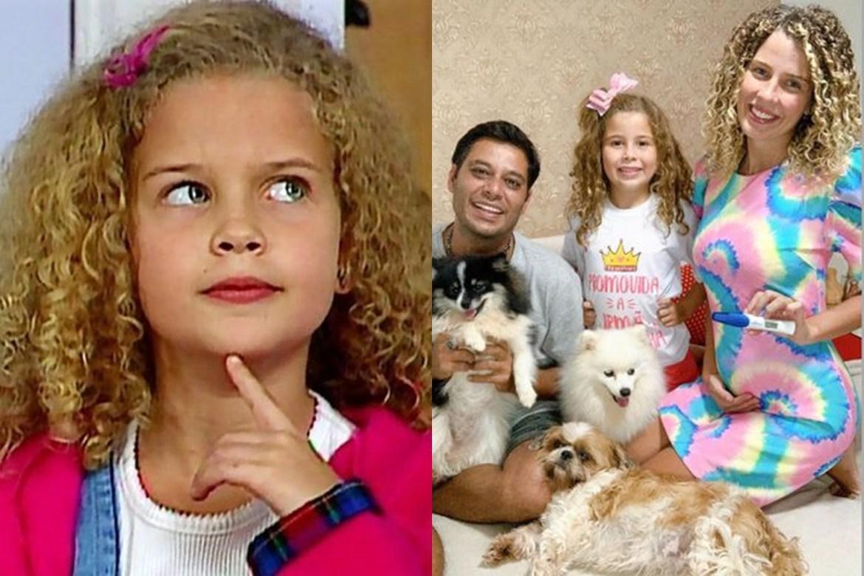 Debby Lagranha e família.
