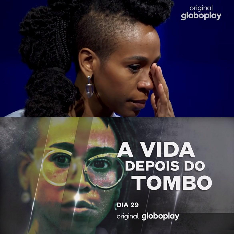 """Documentário """"A Vida Depois do Tombo"""", de Karol Conká."""