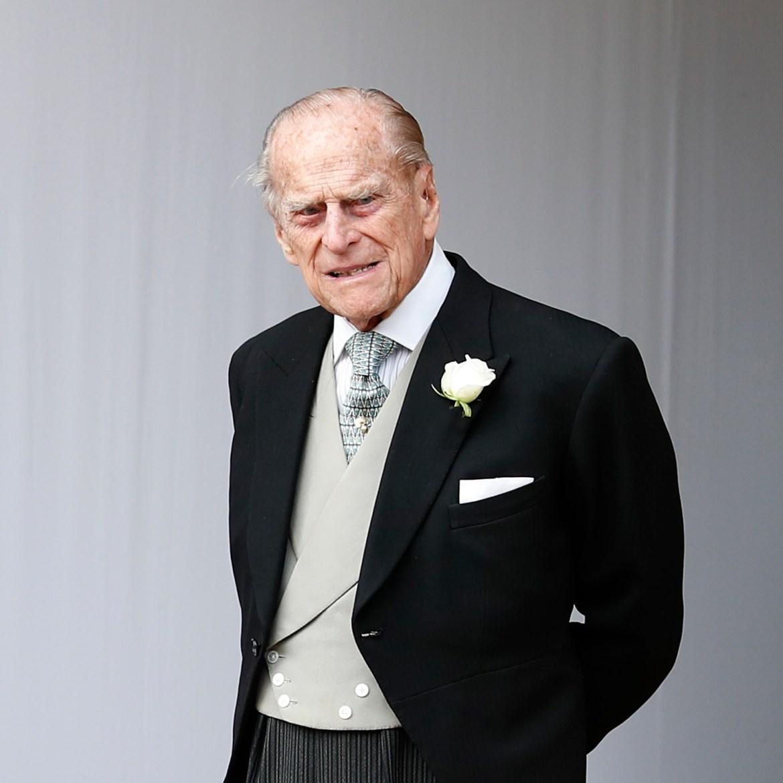 Príncipe Philip morre aos 99 anos.