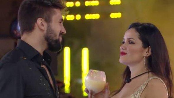 Arthur revela que ficaria com Juliette... mas fora do BBB 21 (Imagem: reprodução/ Globo)