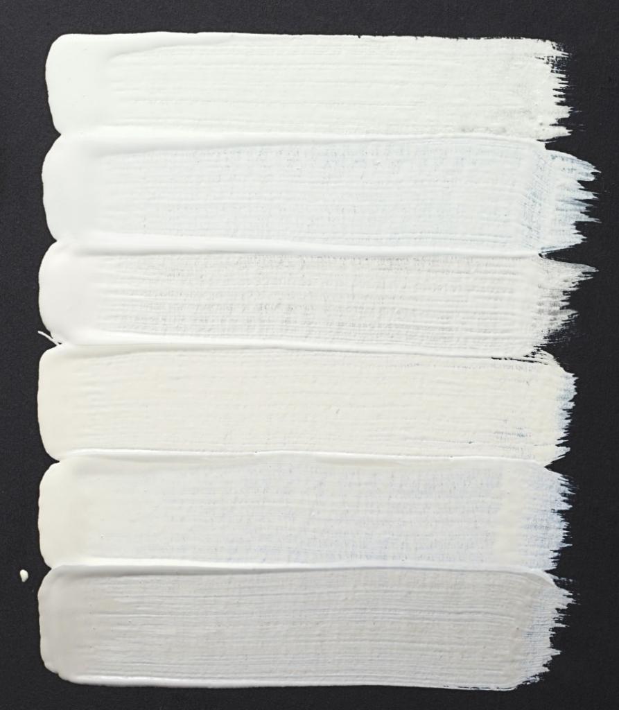 tinta branca