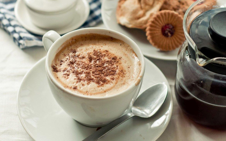 chá de café