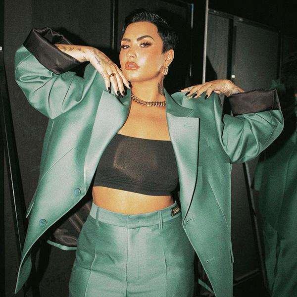 famosos pansexuais: Demi Lovato