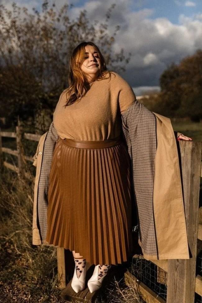 moda outono inverno 2021 plus size