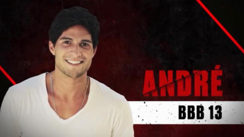 André esteve no BBB13 (imagem: divulgação/ Globo) No Limite