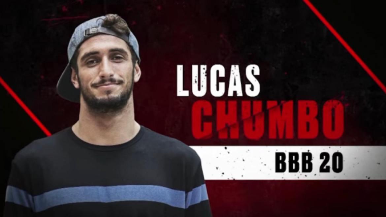 Lucas Chumbo esteve no BBB20 (imagem: divulgação/ Globo) No Limite