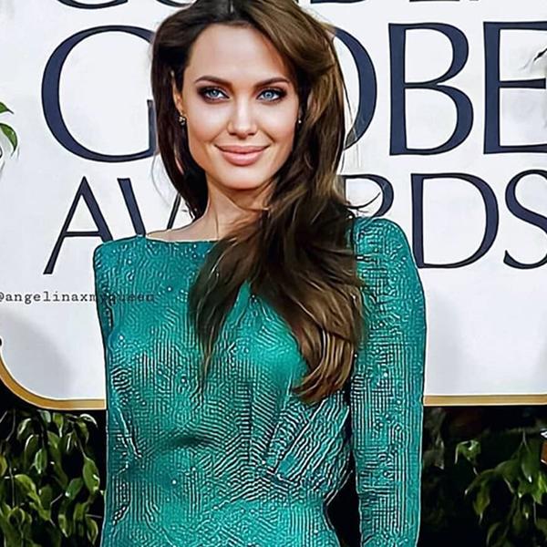 famosos signo gêmeos; Angelina Jolie