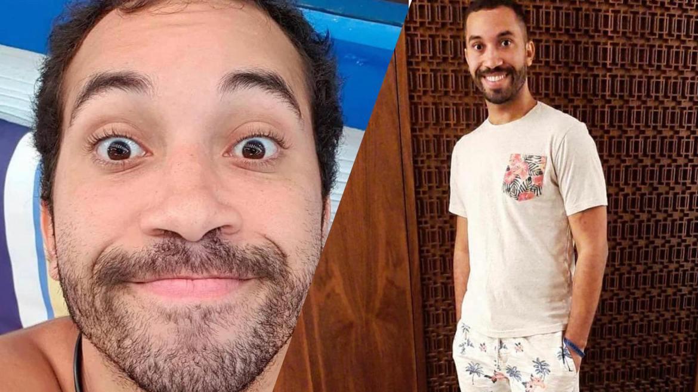 Gil do Vigor, após BBB 21 fecha contrato com a Globo e outras marcas (montagem: Fashion Bubbles)