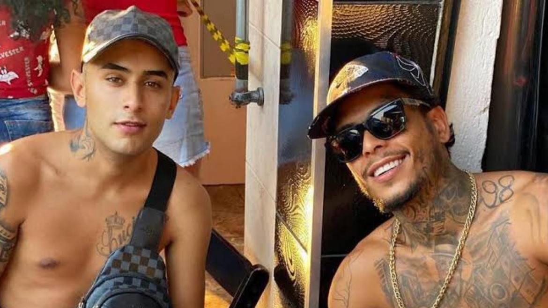Mc Vk e Mc Kevin contrataram os serviços de Bianca Domingues na Barra da Tijuca. Fonte: Instagram