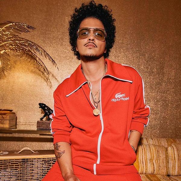 Bruno Mars - famosos signo libra