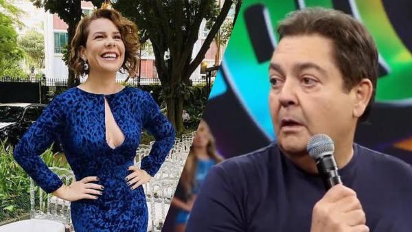 Fernanda Souza declina convite para participar do Super Dança dos Famosos do Faustão (montagem: Fashion Bubbles)