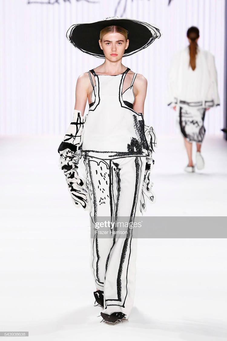 'Designer for Tomorrow' hosted by Alber Elbaz Award Show - Mercedes-Benz Fashion Week Berlin Spring/Summer 2017.