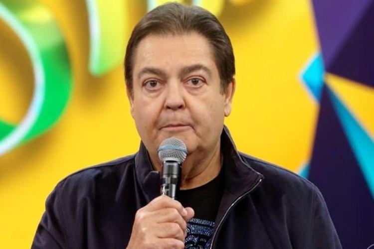 Fausto Silva.