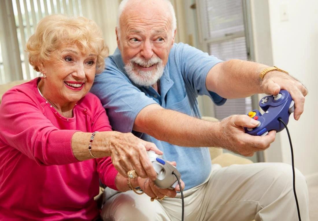 idosos com 100 anos