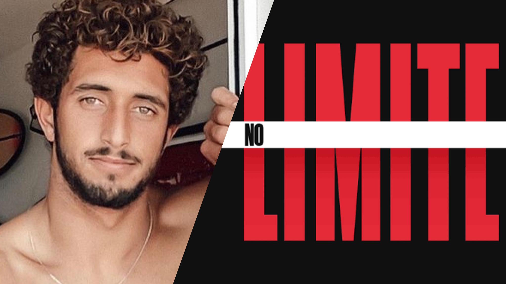Lucas Chumbo utilizará seu preparo físico para as provas de No Limite (montagem: Fashion Bubbles)