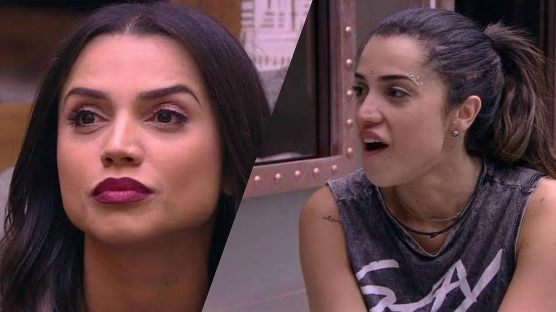 Paula Amorim foi eliminada na última semana do BBB 18 (montagem: Fashion Bubbles)