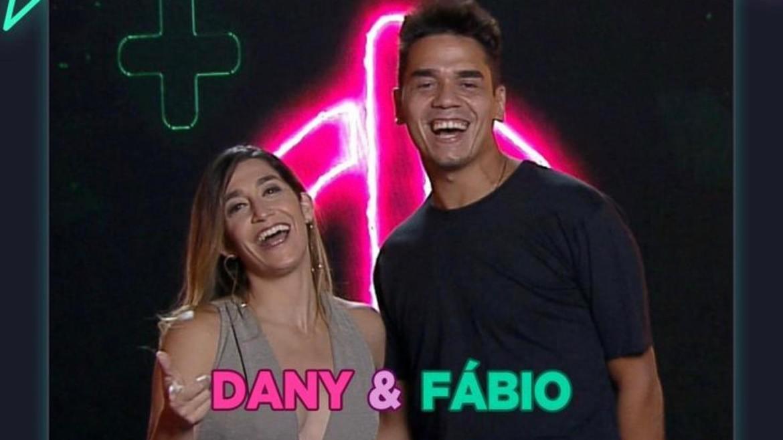 Daniele Hipólyto e Fábio Castro também estão no reality de casais da Record TV (imagem: divulgação)