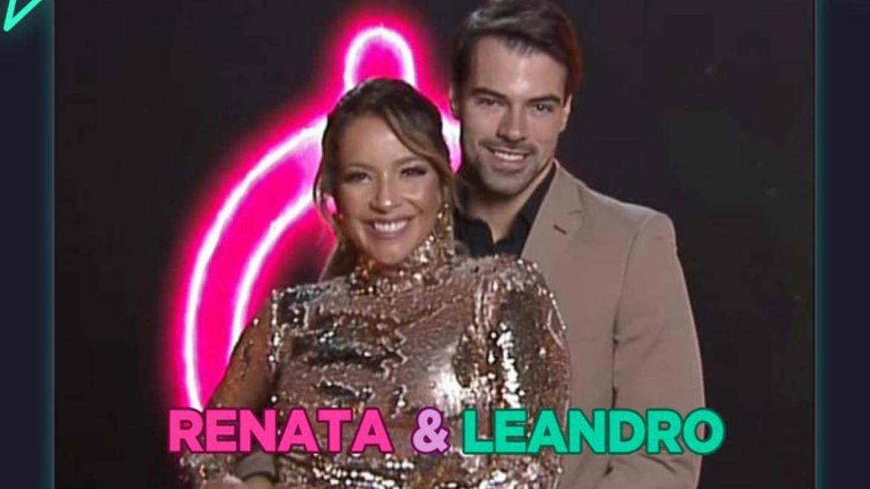 Renata Domínguez fez Malhação, Escrava Isaura e outros sucessos. Ao lado do marido, Leandro Gléria estarão na disputa pelo prêmio (imagem: divulgação)