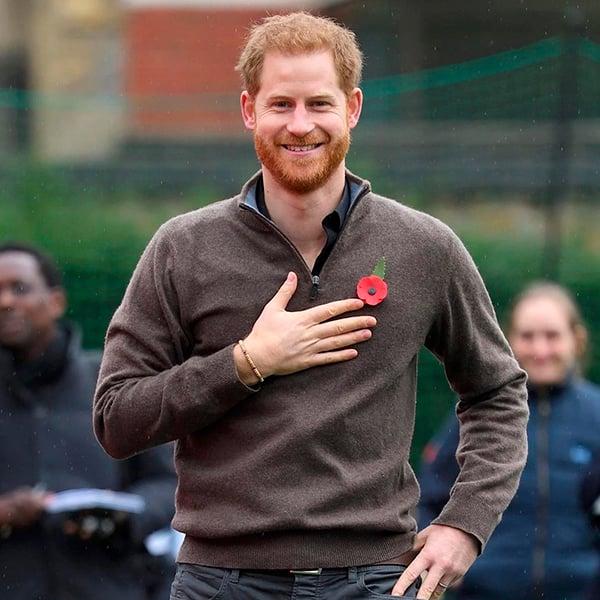 Príncipe Harry - famosos signo de virgem