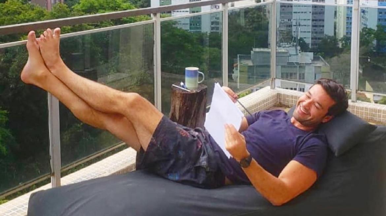 Sergio Marone mora no Rio de Janeiro, mas também trabalha em SP (imagem: Instagram)