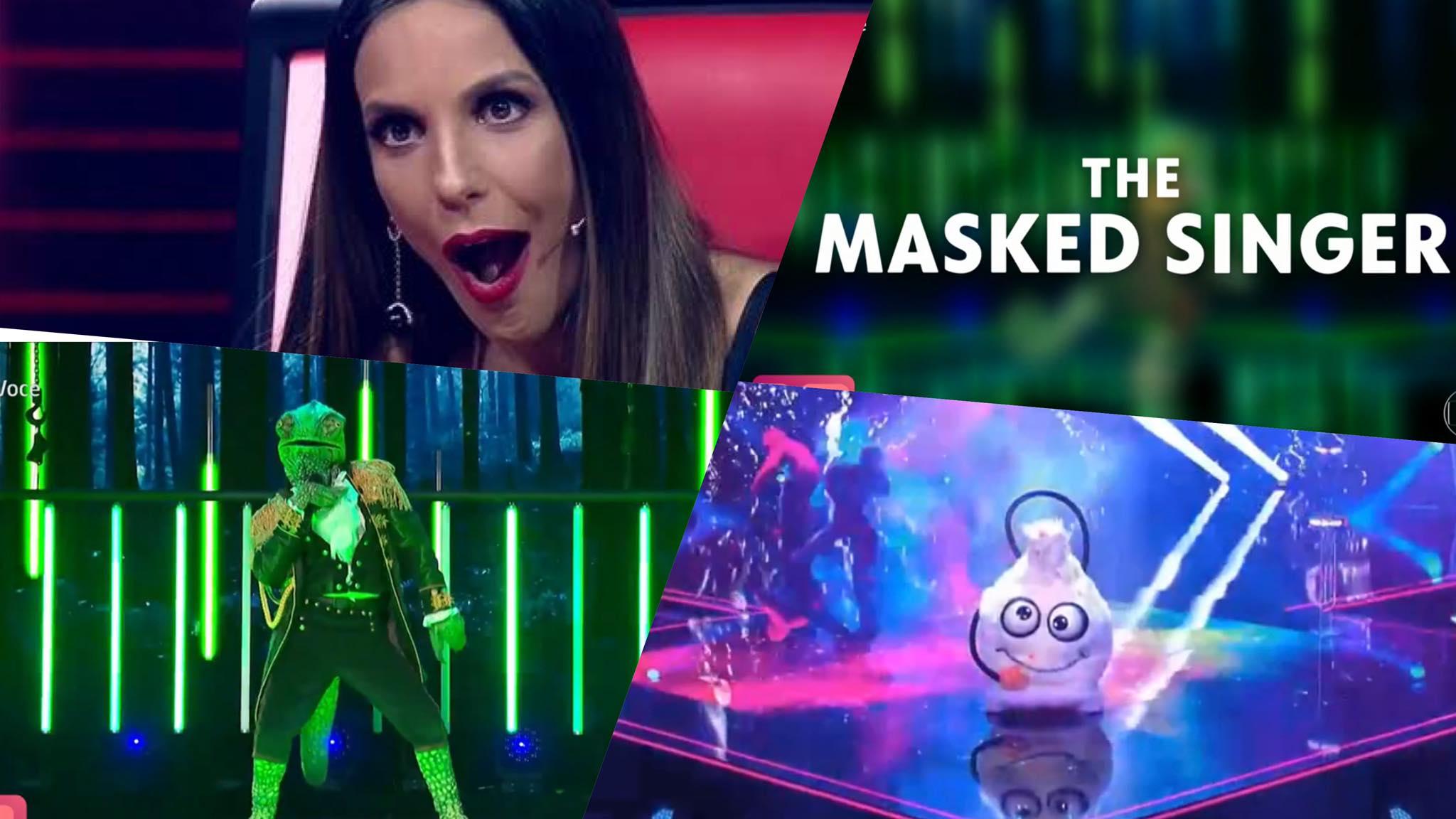 The Masked Singer Brasil estreia na Globo em agosto (montagem: Fashion Bubbles)