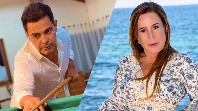 Zilu e Zezé anunciaram separação em 2012 (montagem: Fashion Bubbles)