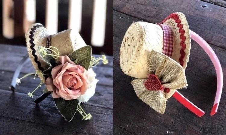 chapéu de festa junina