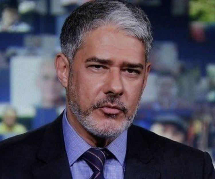 Âncora do Jornal Nacional, William Bonner.