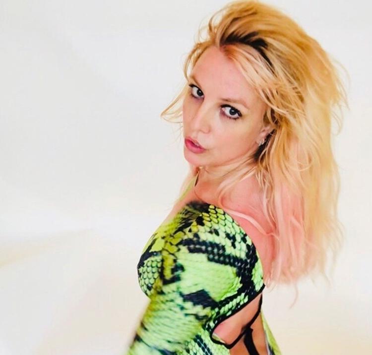 Foto de Britney Spears.
