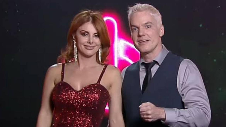 Deborah Albuquerque e Bruno Salomão estão na Enquete Power Couple do Fashion Bubbles (imagem: divulgação)