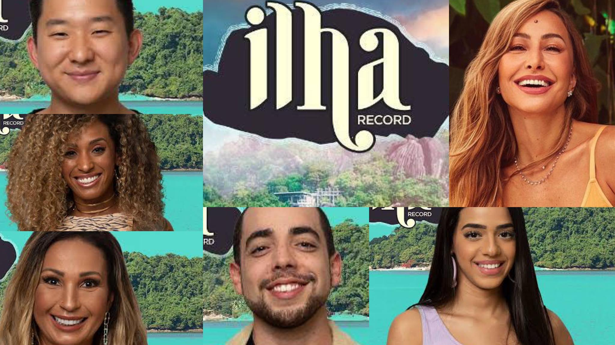 Ilha Record terá ótimos prêmios aos vencedores (montagem: Fashion Bubbles)