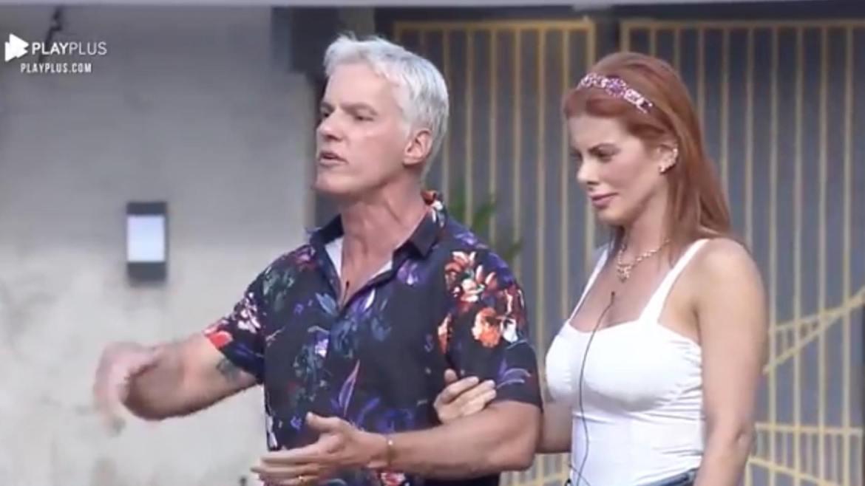 Bruno Salomão e Deborah Albuquerque disparam criticas à Márcia Fellipe e Rod Bala (imagem: reprodução)