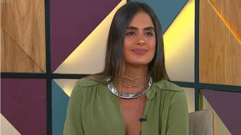 Carol Peixinho detonou Jessica no Encontro. Fonte: Reprodução/Globo