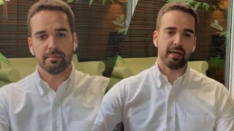 Eduardo Leite, governador do RS, se assume gay em entrevista à Globo (montagem: Fashion Bubbles)