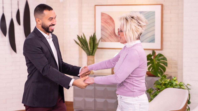 Ana Maria Braga recebe Gil do Vigor que terá quadro no Mais Você (imagem: Instagram)