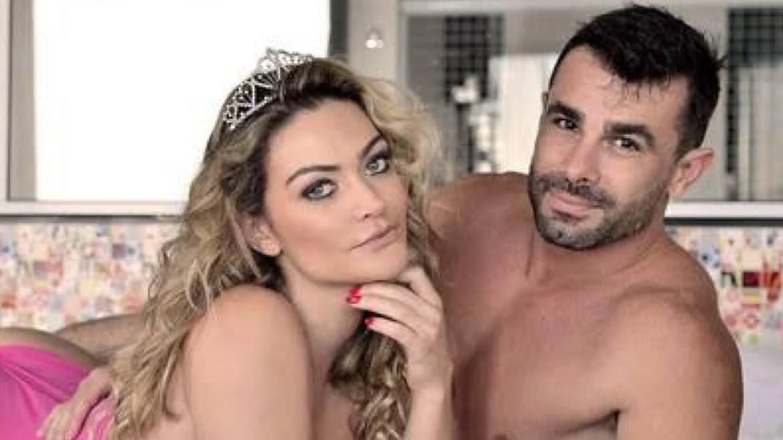 Laura e Jorge tiveram um vídeo íntimo vazado nas redes em 2015. Fonte: Ego