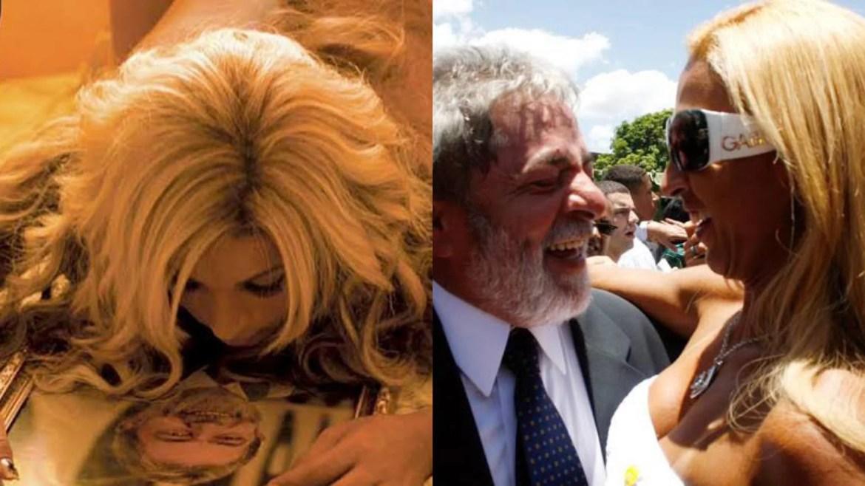A funkeira já se declarou fã de Lula (montagem: Fashion Bubbles)