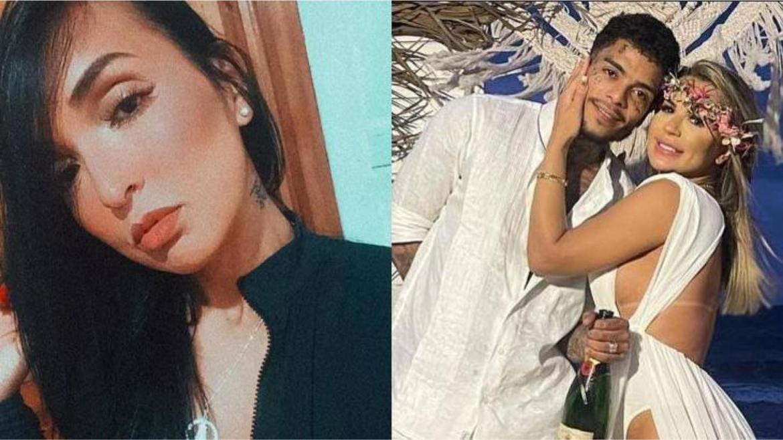 Mc Kevin tem uma filha com Evelin. O cantor morreu duas semanas após se casar com Deolane (imagem: reprodução)